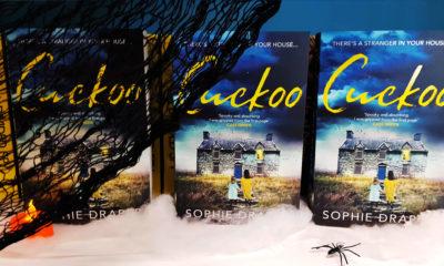 Halloween story - Cuckoo by Sophie Draper