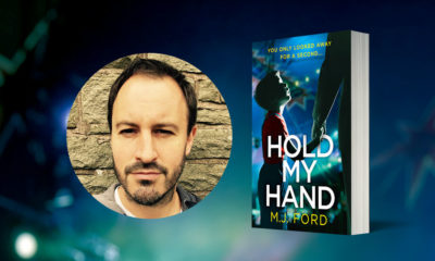 MJ Ford - Hold My Hand - Writing Journey