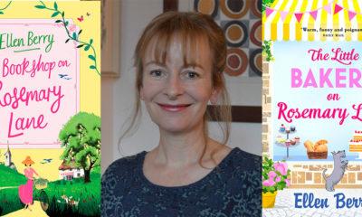 Writing as Ellen Berry - Fiona Gibson