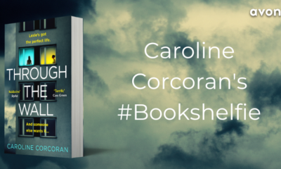 Caroline Corcoran's Bookshelfie