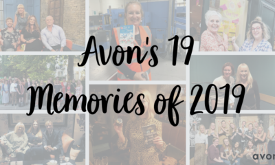 Avon's 19 Memories of 2019