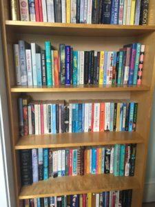 Nicola Gill Bookshelfie