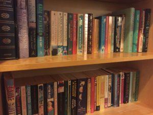 Nicola Gill Bookshelf
