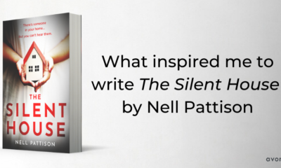 What inspired me to write The Silent House