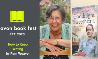 How to keep Writing AvonBookFest