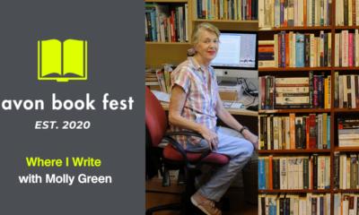 Avon Book Fest Molly Green