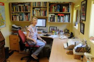 Molly Green Where I Write