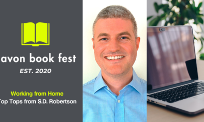 Working From Home with S.D. Robertson