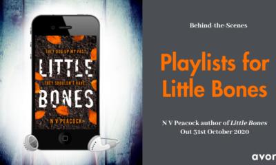 Playlists for Little Bones