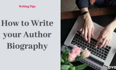 How to Write your Author Biography