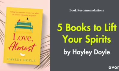5 Books to Lift Your Spirits