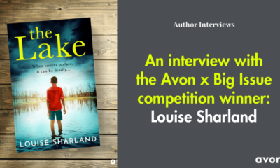 An interview with the Avon x Big Issue competition winner: Louise Sharland