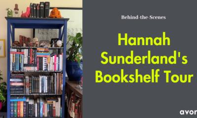 Hannah Sunderland Bookshelf Tour