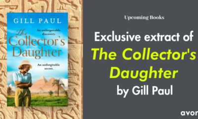 Exclusive extract of The Collector's Daughter
