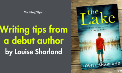 Writing tips from a debut author
